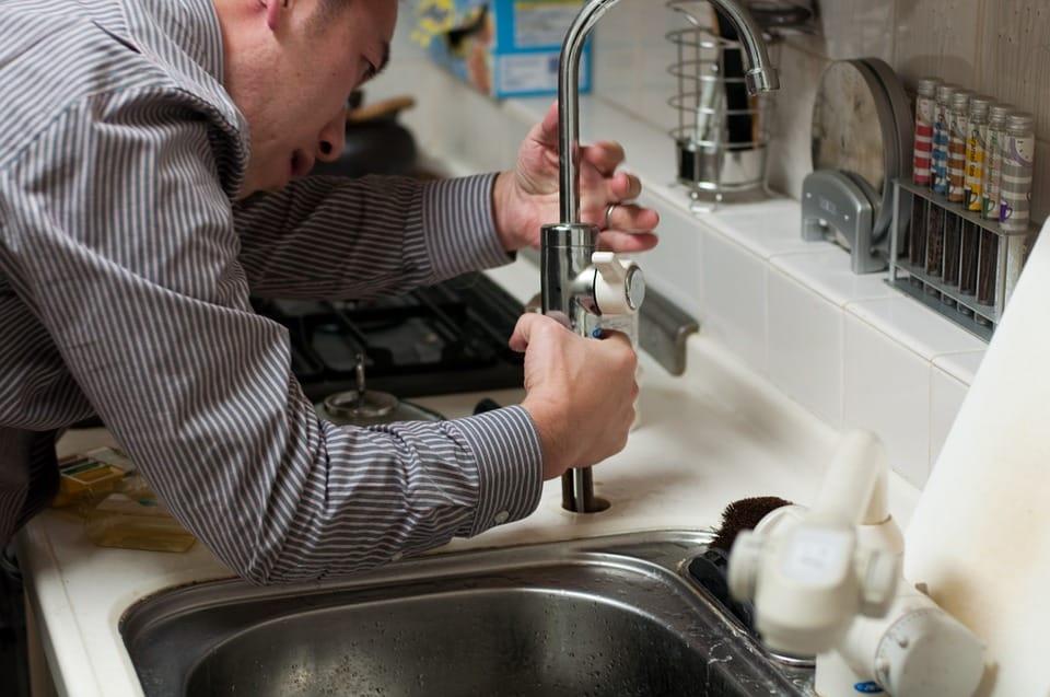 Allacci idraulici cucina
