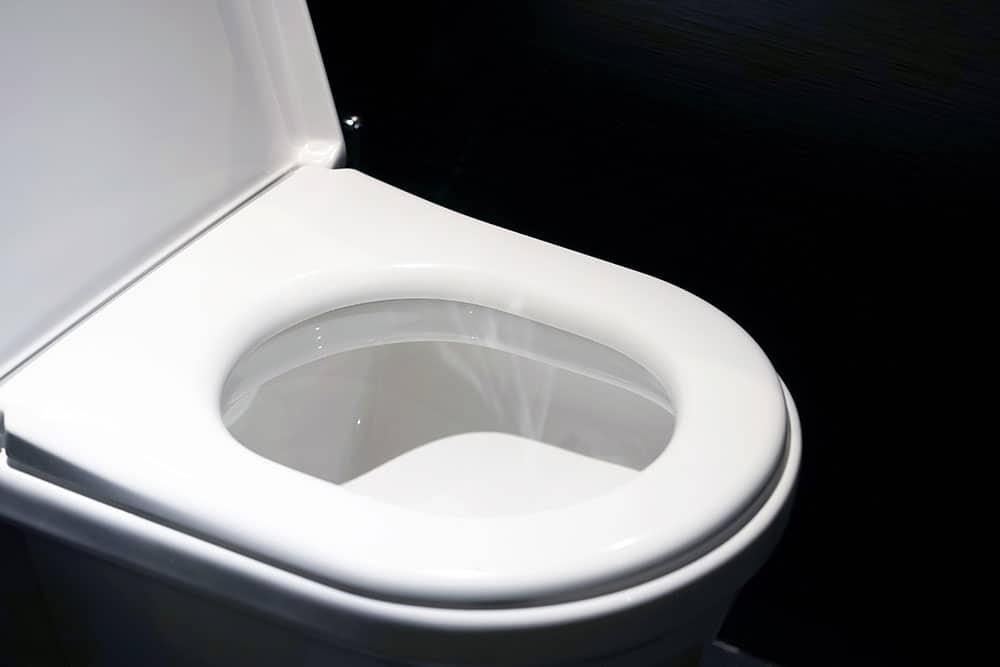 Riparazione passo rapido Bagno wc